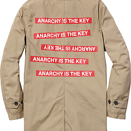 Supreme, UNDERCOVER - Trench Coat