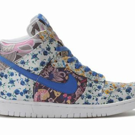 NIKE - Nike Dunk High Milkfed