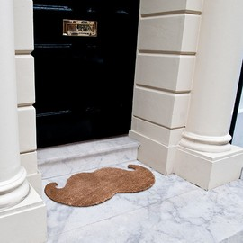 Thabto - Moustache Door Mat