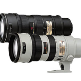 Nikon - AF-S VR Zoom Nikkor ED 70-200mm F2.8G (IF)
