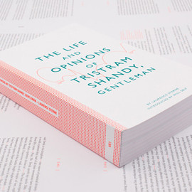 Visual Editions - The Life and Opinions of Tristram Shandy, Gentleman