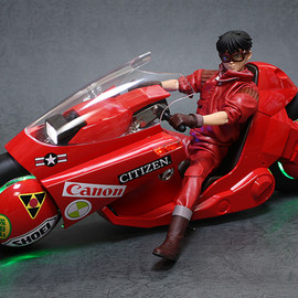BANDAI - 1/6 Scale KANEDA's BIKE
