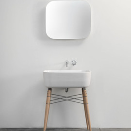 Michael Hilgers - RAY ceramic washstand