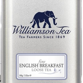 Williamson Tea - English Breakfast