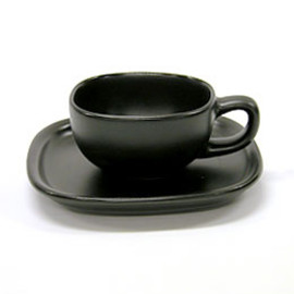 柳 宗理 - Tea Cup&Saucer Set