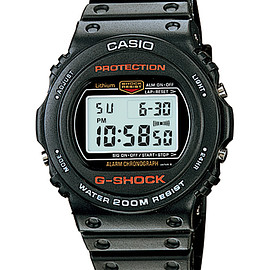 CASIO G-SHOCK - DW-5400C-1