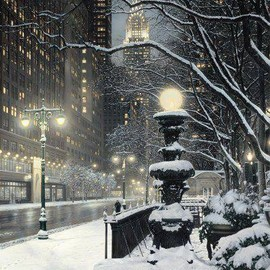new york - Winter's Night, New York City!