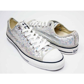 CONVERSE - CONVERSE ALL STAR CT SEQUINS OX siv