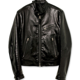 TOM FORD - SINGLE BIKER JACKET