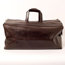 Isaac Reina - Brown Overnight Bag