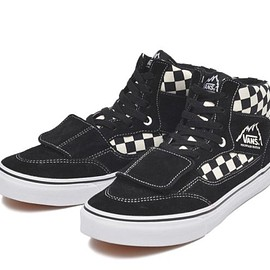 VANS - Mt.EDITION V42SC 15SP BLK/WHT CHECK