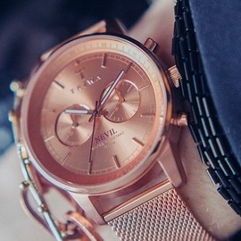 Triwa - Rose Nevil Watch by Triwa