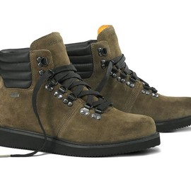 Timberland - The Abington Hiker in Olive Suede (Fall 2012)