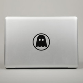 Ghostly International - Ghostly Laptop Decals