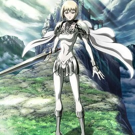 -- - CLAYMORE