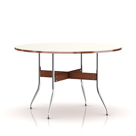 Herman Miller - Nelson Swag Leg Dining Table with Round Top