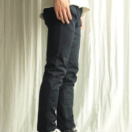 THREE BLIND MICE - 40/2 WEST POINT STRECH SKINNY PANTS