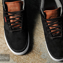 Vans OTW, Primitive - Off The Wall x On The Blvd -  The Blvd Denim Bedford