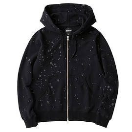 A.FOUR, Ryan Gander - SWEAT ZIP PARKA