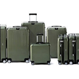 RIMOWA - 2013 Olive Green Collection