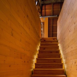 El Dorado Inc - Stairs at Willoughby Design Barn, Missouri, USA