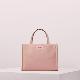 kate spade NEW YORK - sam nylon medium satchel