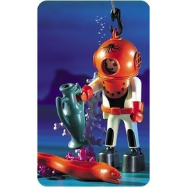 Playmobil, Adventure Series - Deep Sea Diver (3949)