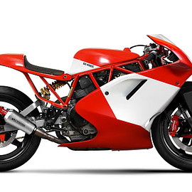 "Bad Winners - Ducati Supersport ""Limited to 2 pieces"""