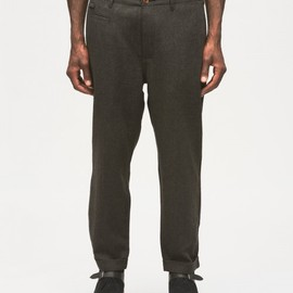 YMC - Cropped Chino (brown)
