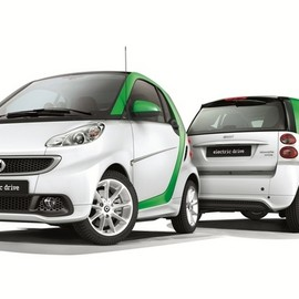 smart - fortwo electric drive