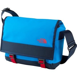 The North Face - BC Messenger Bag XS Drummer Blue