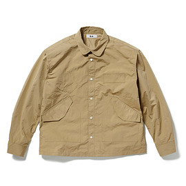 HEAD PORTER PLUS - CWU-36 SHIRT BEIGE