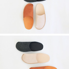 toe to knee / one-piece slippers