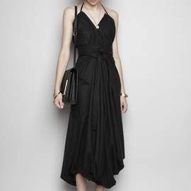 JIL SANDER - Convertible Parachute Dress