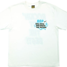 BBP - ROCK AND SHOCK TEE