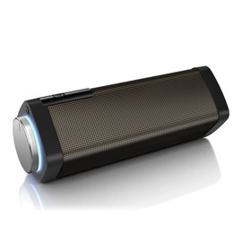 Philips - ShoqBox Wireless Portable Speaker: SB7100