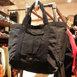 Denim&Supply Ralph Lauren - Military Tote (black)