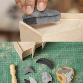 quirky - Sandables - moldable sanders