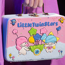 Olympia Le Tan - little twin stars bag