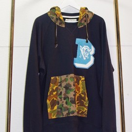 Metaphysica - Camo Hoodie Sweat - Re:Product