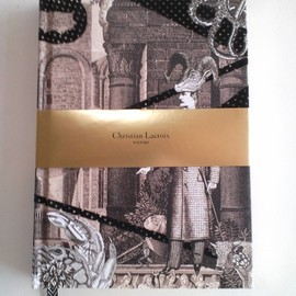 Christian Lacroix - Note book