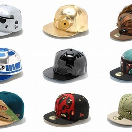 New Era - STAR WARS Baseball Caps