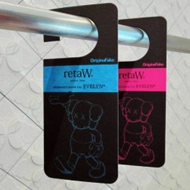 OriginalFake - OriginalFake × retaW FRAGRANCE ROOM TAG(非売品)