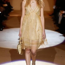 MARC JACOBS - Organza Dress