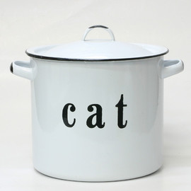 tete-a-tete - cat pot