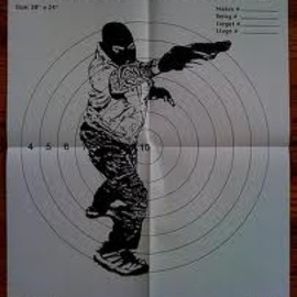 WK Interact - 25YD.TIMED & RAPID FIRE PISTOL TARGET