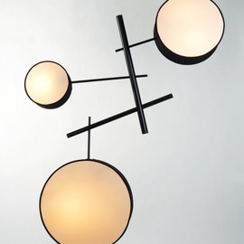 Rich Brilliant Willing, Roll & Hill - Excel Chandelier