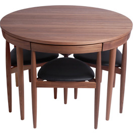 'Roundette' table and chair set