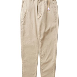 THE NORTH FACE PURPLE LABEL - Stretch Twill Tapered Pants