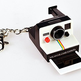 World's Coolest - Polaroid Keychain